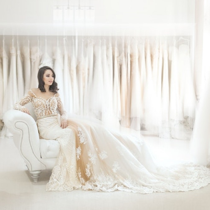 Would You Wear a Second Hand Bridal Gown on Your Wedding Day? We Weigh the Pros and Cons to Buying Used Wedding Dresses