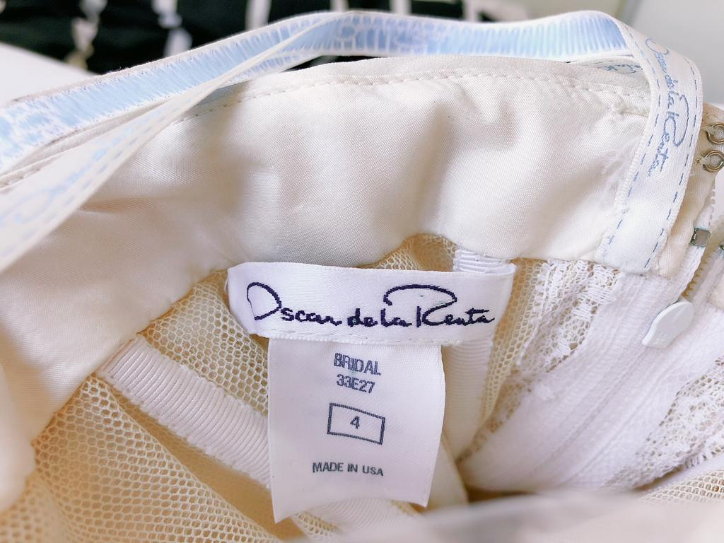 Oscar de la Renta-Used Gown Sell Photo - 3