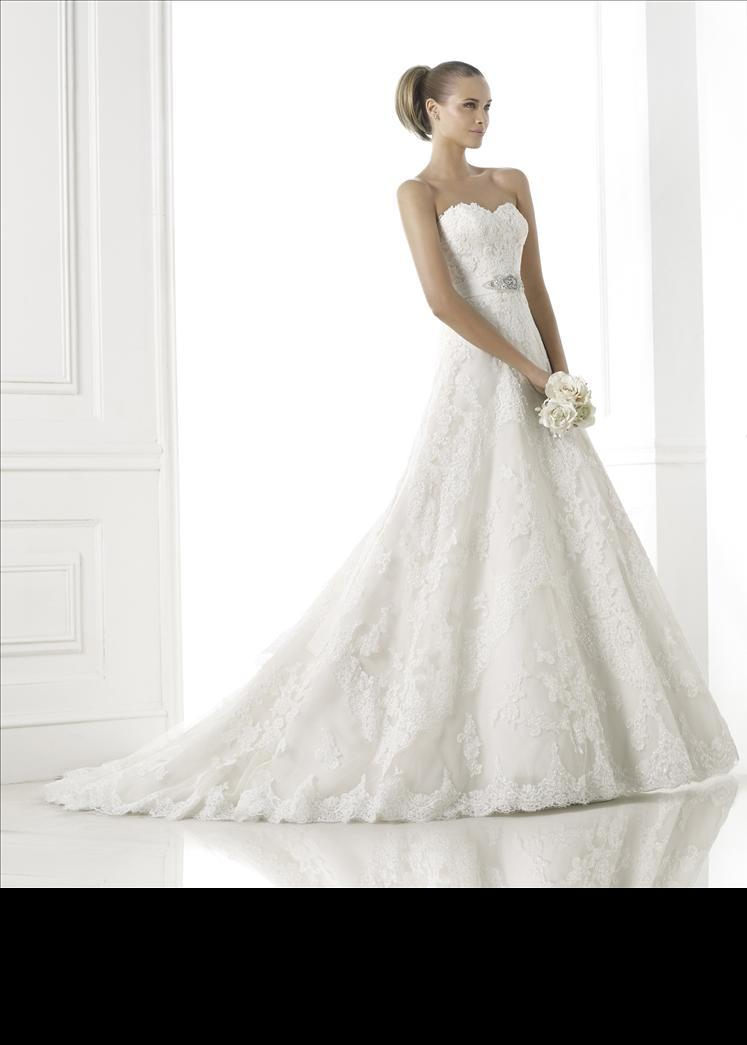 Pronovias-Used Gown Sell Photo - 1