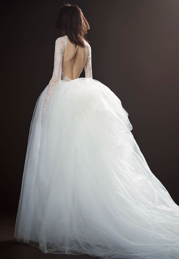 Vera Wang-Used Gown Sell Photo - 3