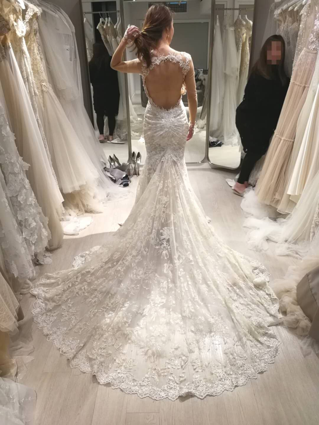 Galia Lahav-Used Gown Sell Photo - 4