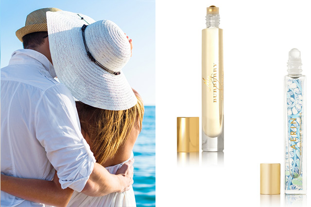 Honeymoon Packing Essential Beauty Products Perfume