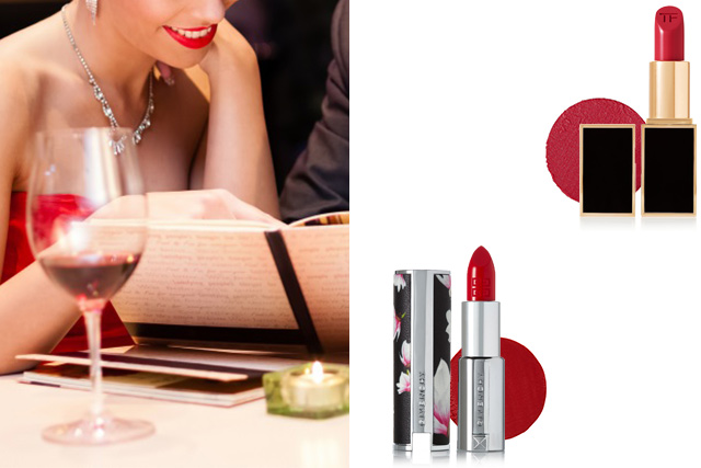 Honeymoon Packing Essential Beauty Products Red Lipstick