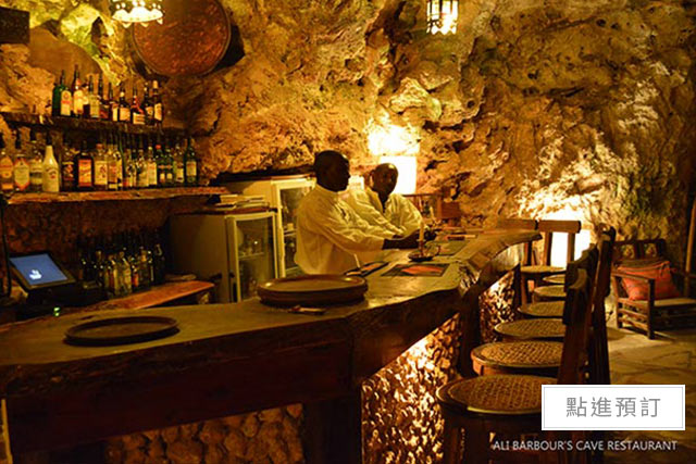Things you Must Do on your Exotic Honeymoon in Kenya Ali Barbour s Cave Restaurant 9