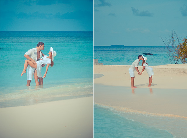 What to do during honeymoon