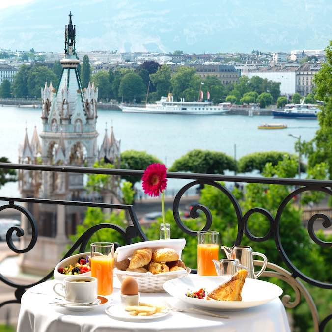 Honeymoon in Geneva? 7 Reasons Why Le Richemond Is Where You'll Want to Stay