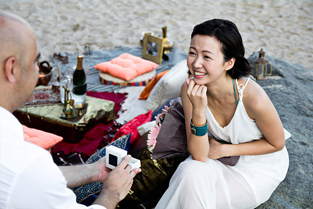 Grace and Cris Breezy Sunday Beach Marriage Proposal Engagement by Hong Kong Proposal Planner A1000TimesYes 2