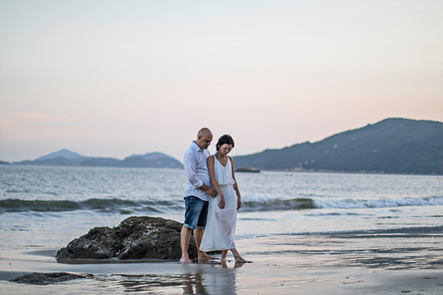 Grace and Cris Breezy Sunday Beach Marriage Proposal Engagement by Hong Kong Proposal Planner A1000TimesYes 4