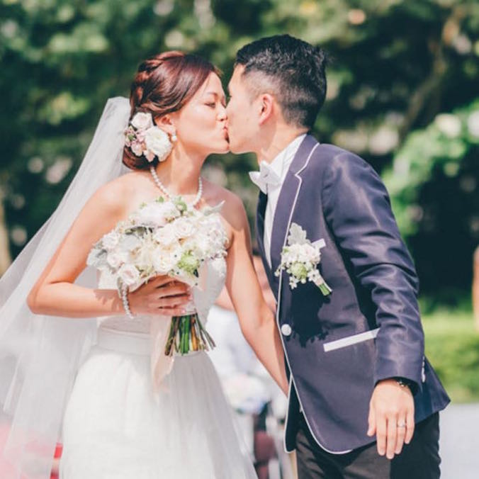 This Couple Turned Their Passion Into Their Wedding Theme