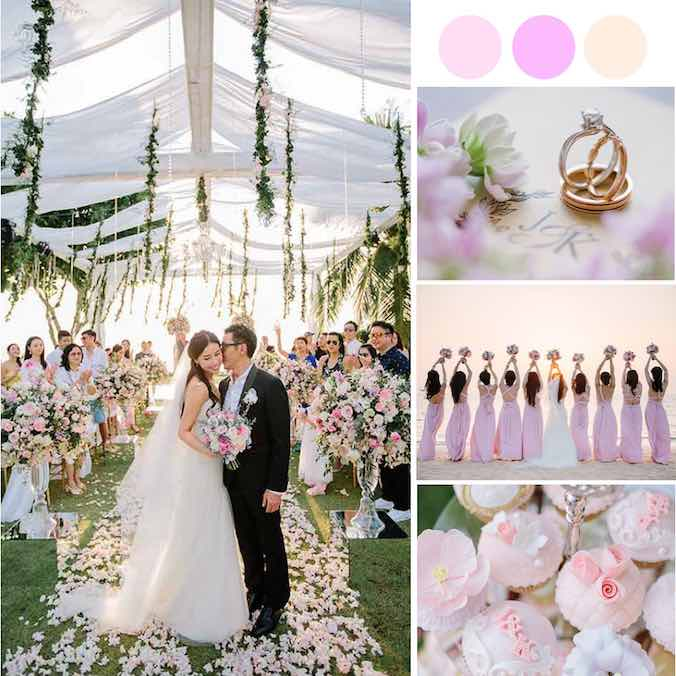 This Hong Kong TVB Artist Shows Us Her Pretty, Pink Phuket Wedding (and Gives Us Planning Advice!)