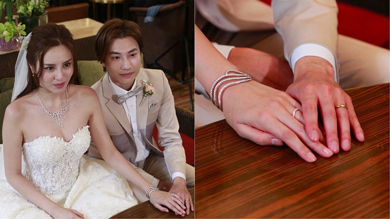 ava liu adason lo hong kong verandah repulse bay outdoor wedding jewellery