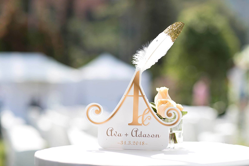 ava liu adason lo hong kong verandah repulse bay outdoor wedding venue 7