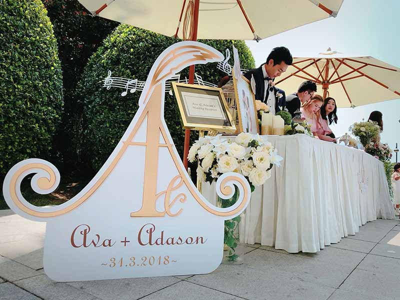 ava liu adason lo hong kong verandah repulse bay outdoor wedding venue 8
