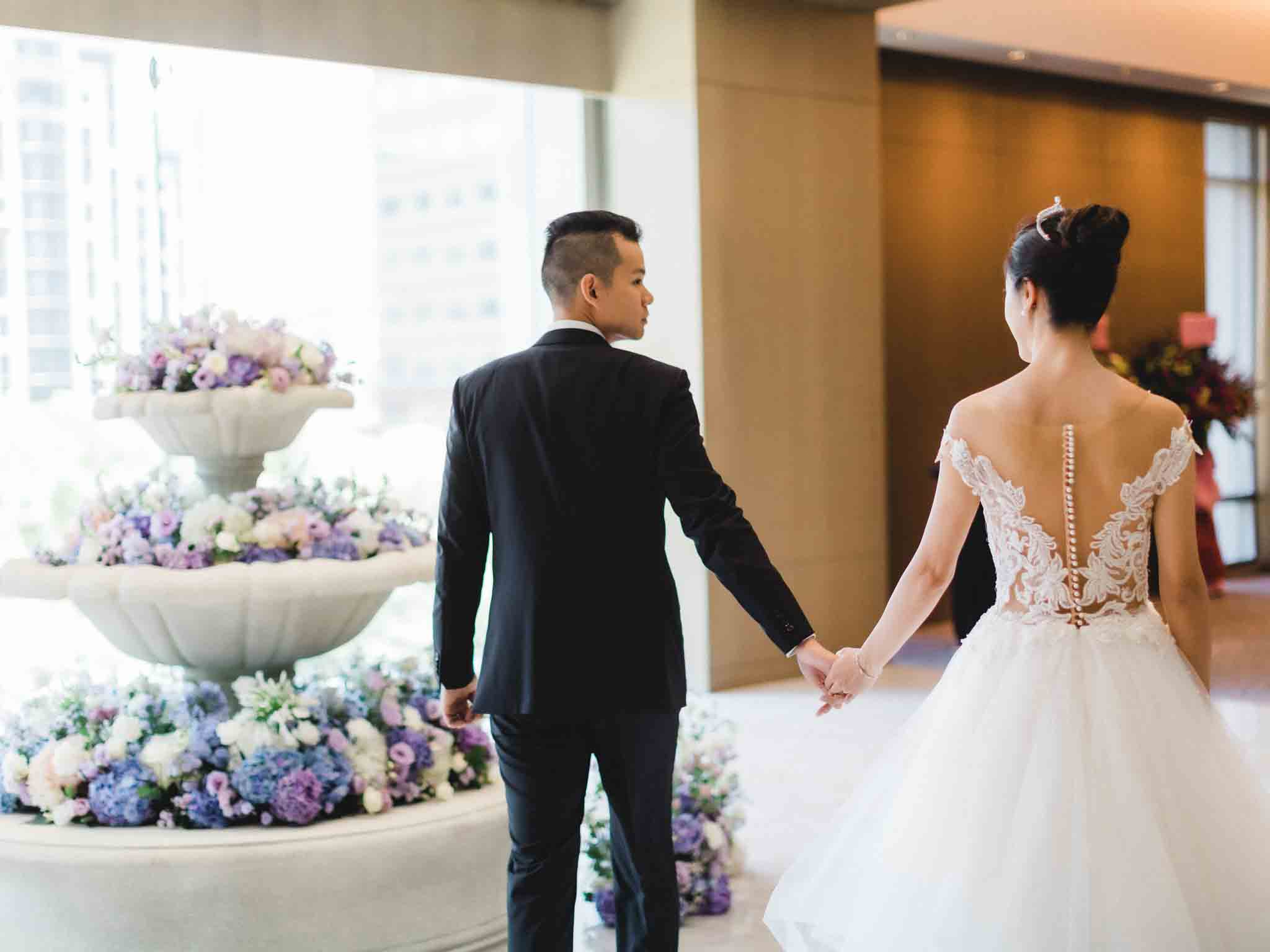 AWN Founder Wedding Le Meridien Taipei 3