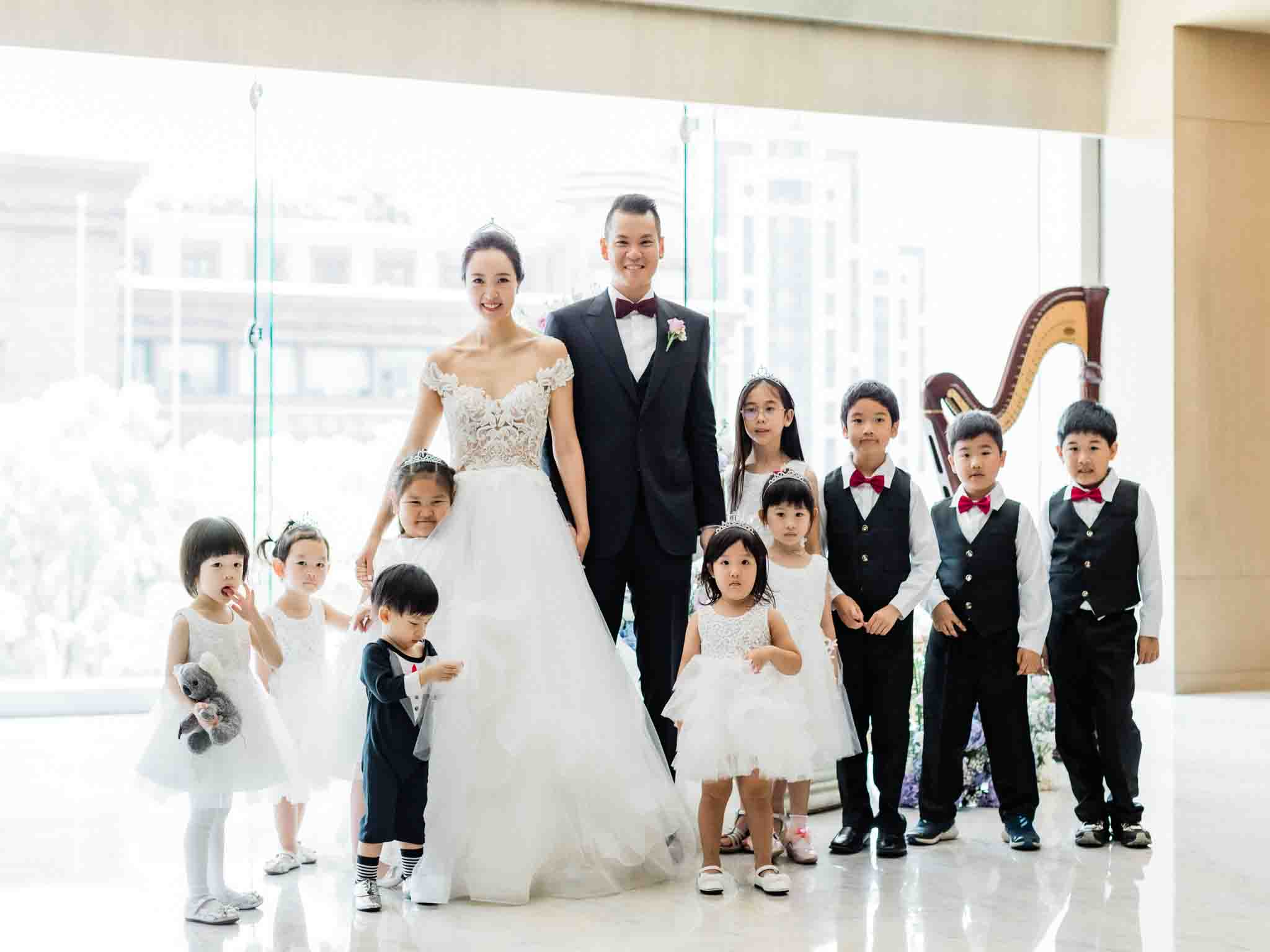 AWN Founder Wedding Le Meridien Taipei 4