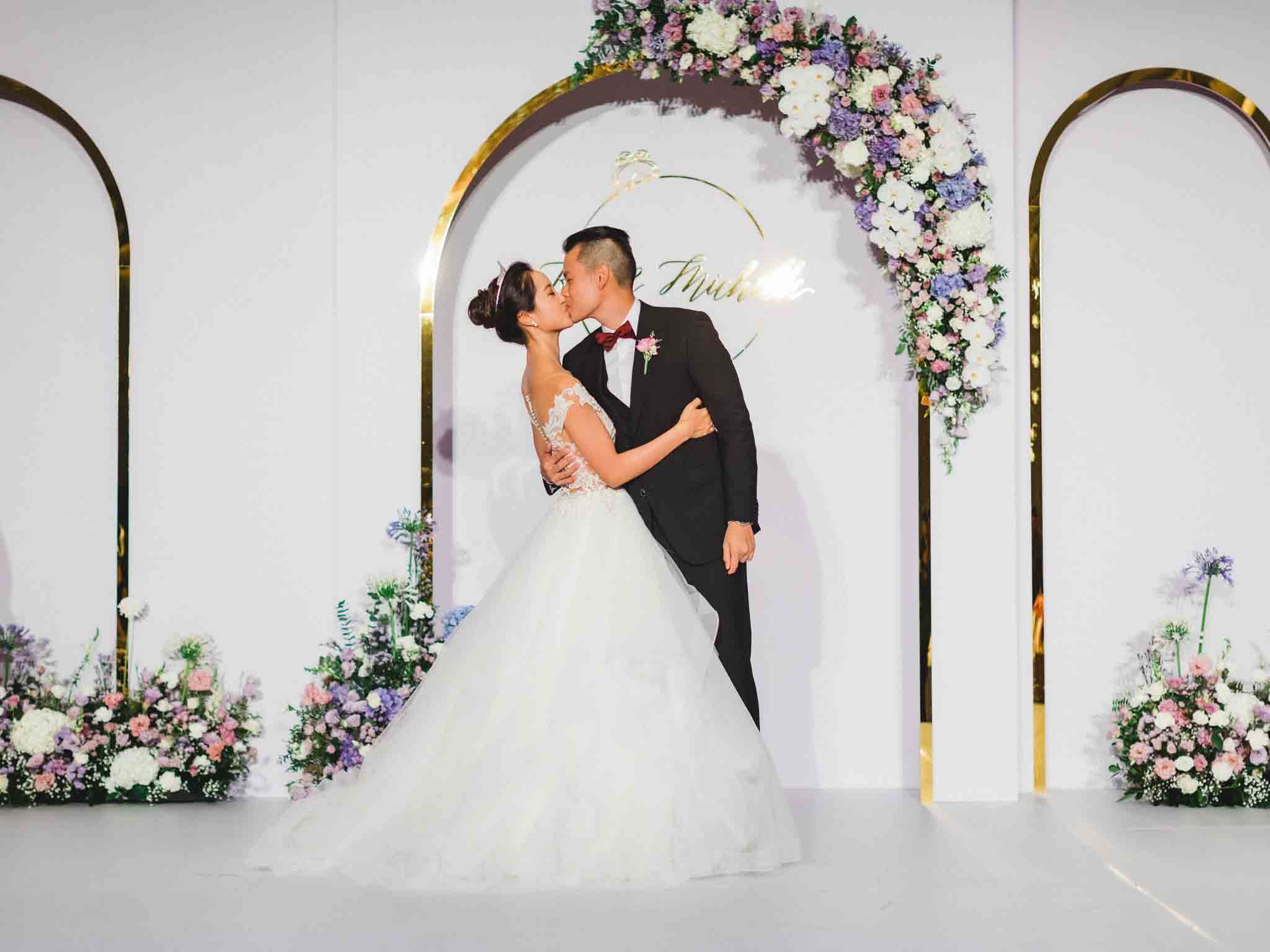 AWN Founder Wedding Le Meridien Taipei 7
