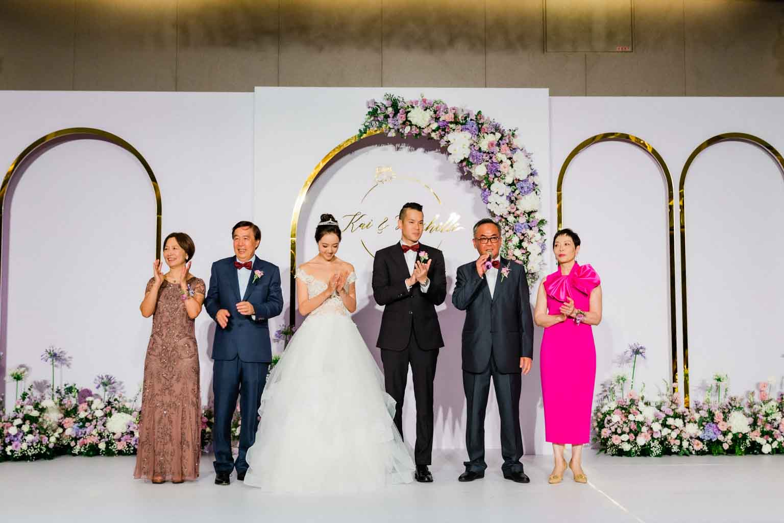 AWN Founder Wedding Le Meridien Taipei 8