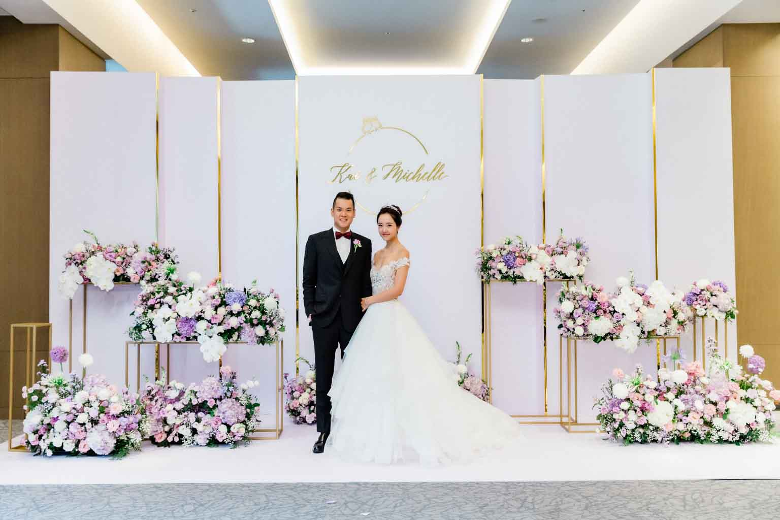 AWN Founder Wedding Le Meridien Taipei 10