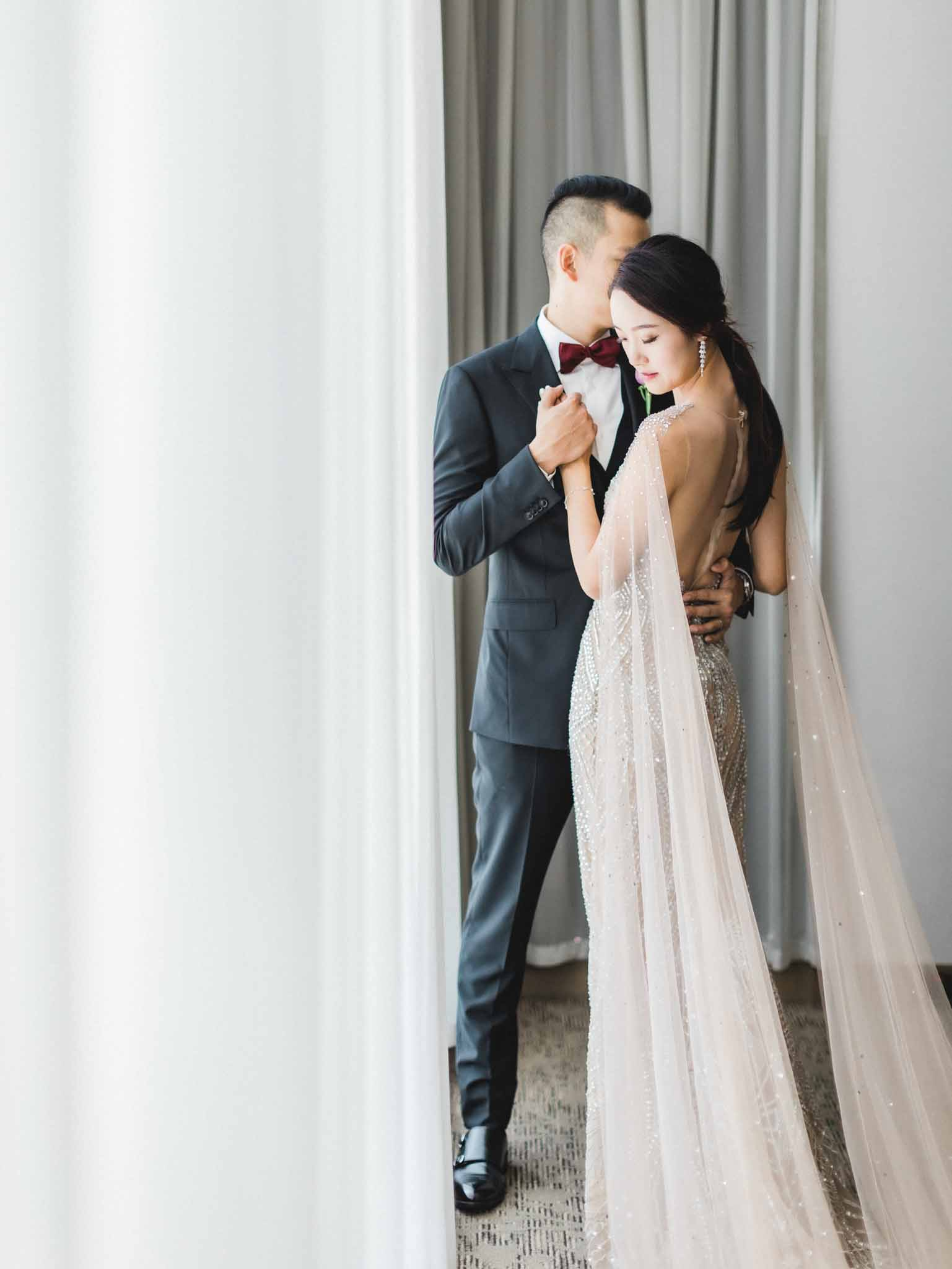 AWN Founder Wedding Le Meridien Taipei 17