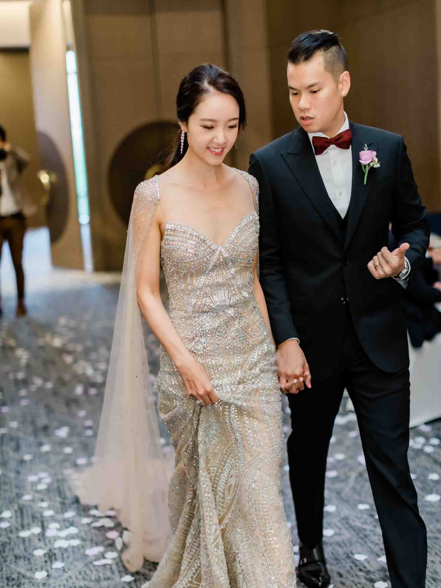 AWN Founder Wedding Le Meridien Taipei 18