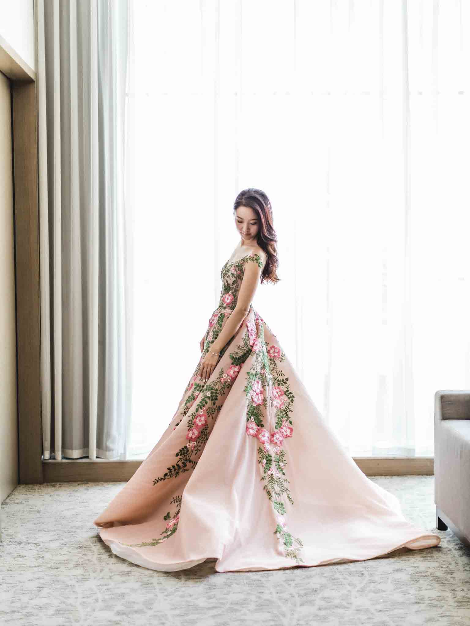 AWN Founder Wedding Le Meridien Taipei 22