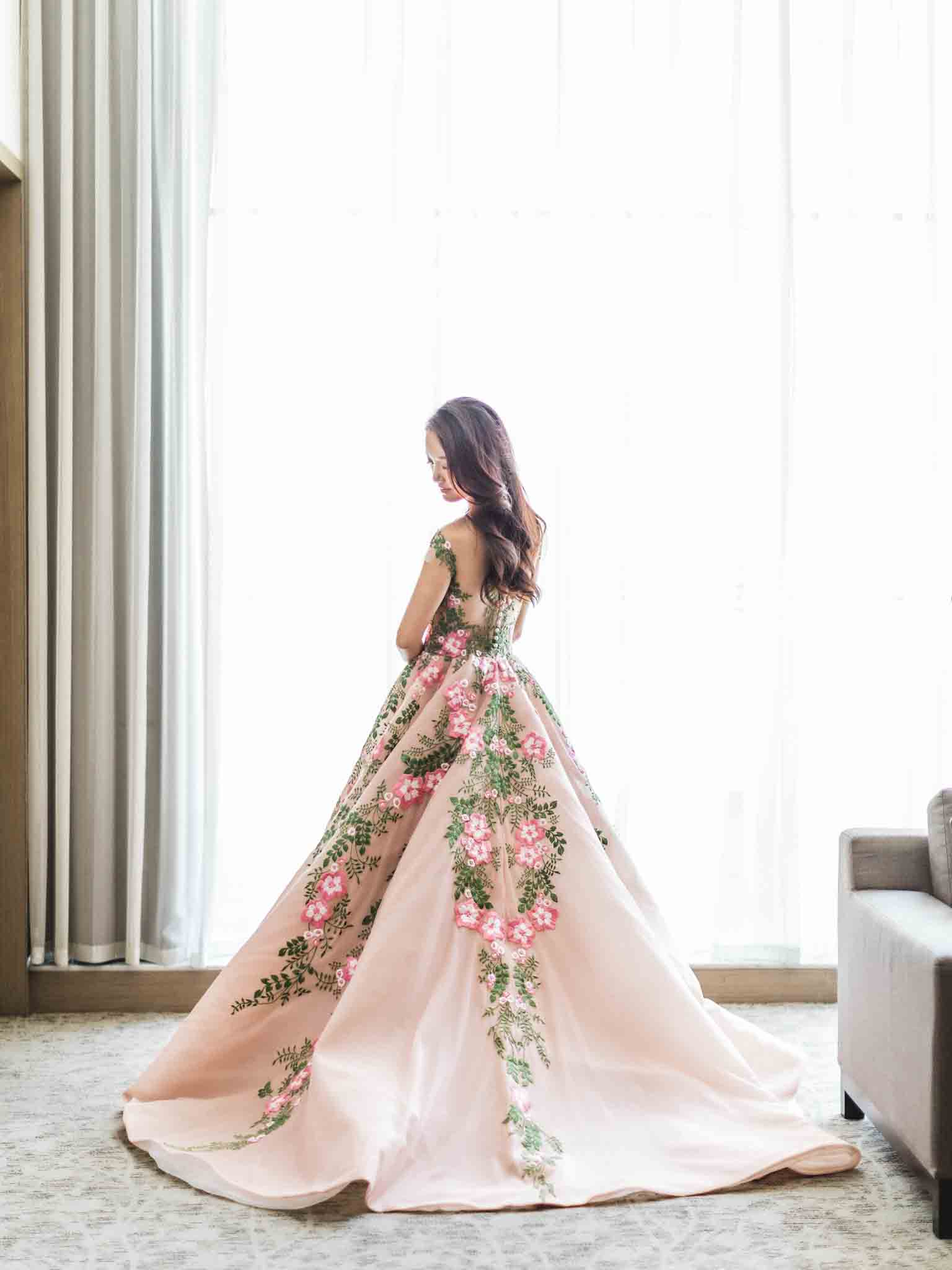 AWN Founder Wedding Le Meridien Taipei 24
