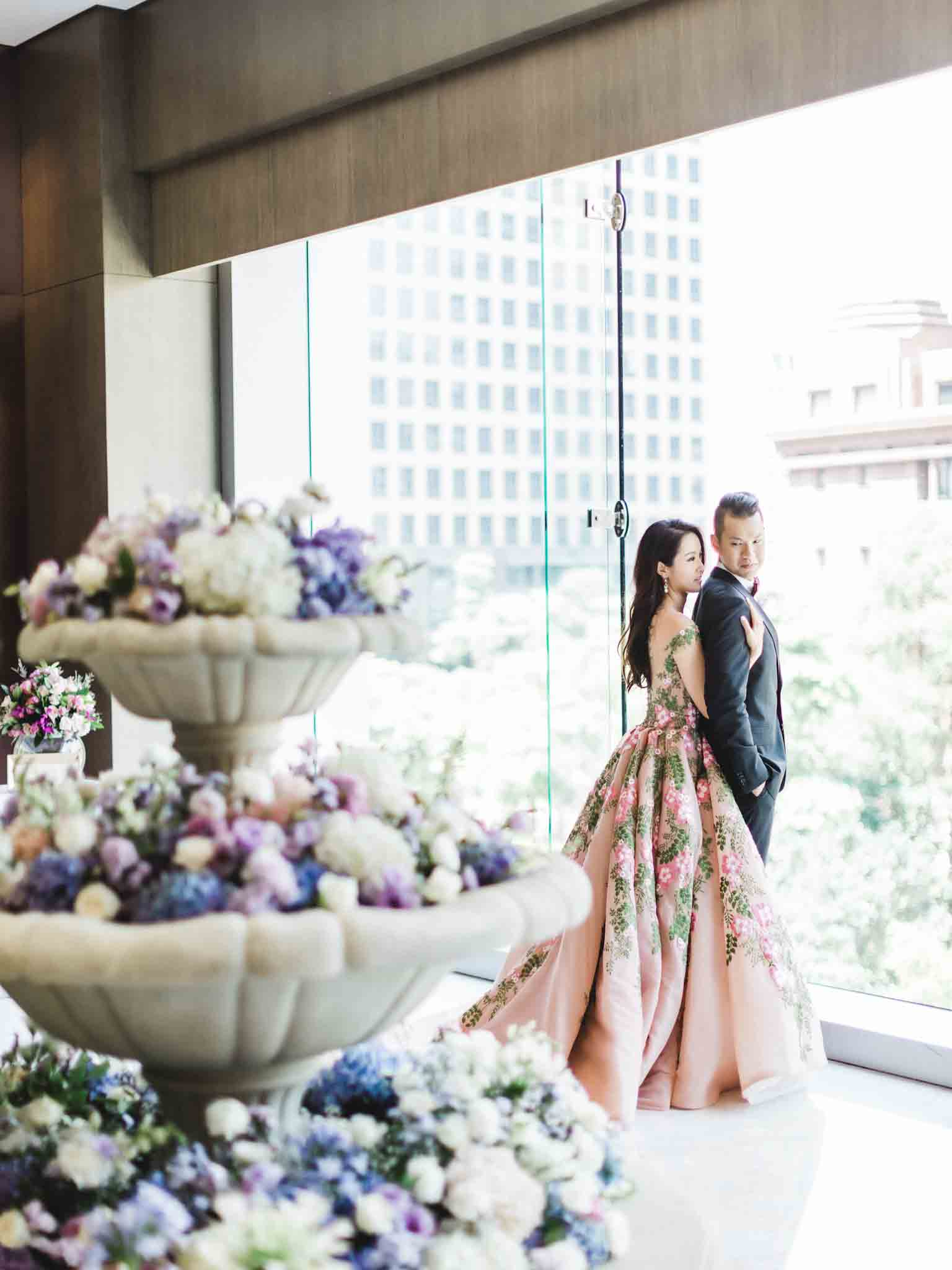 AWN Founder Wedding Le Meridien Taipei 26
