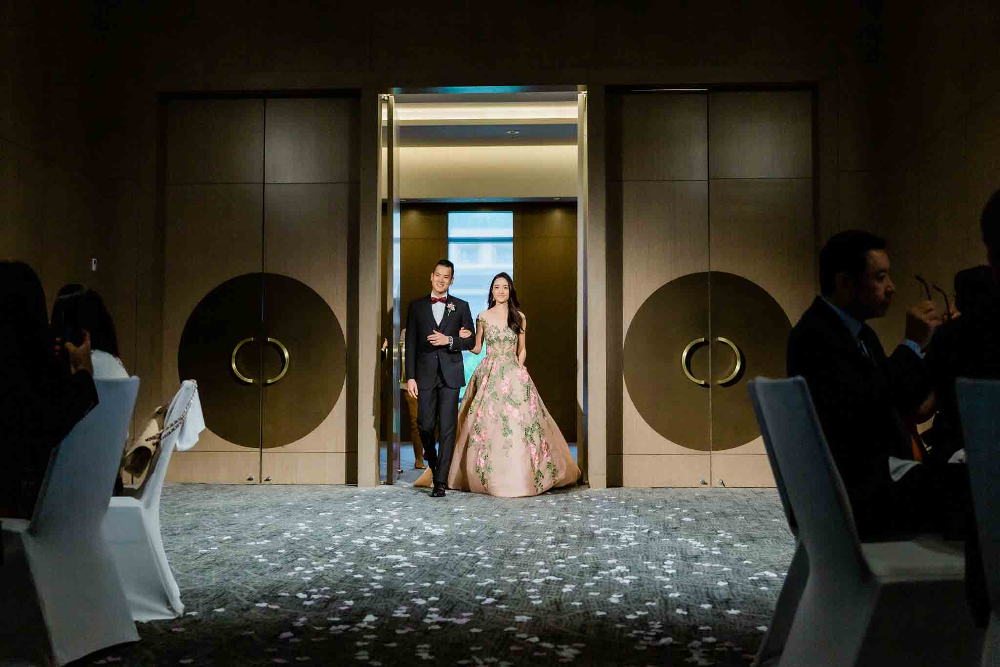 AWN Founder Wedding Le Meridien Taipei 28
