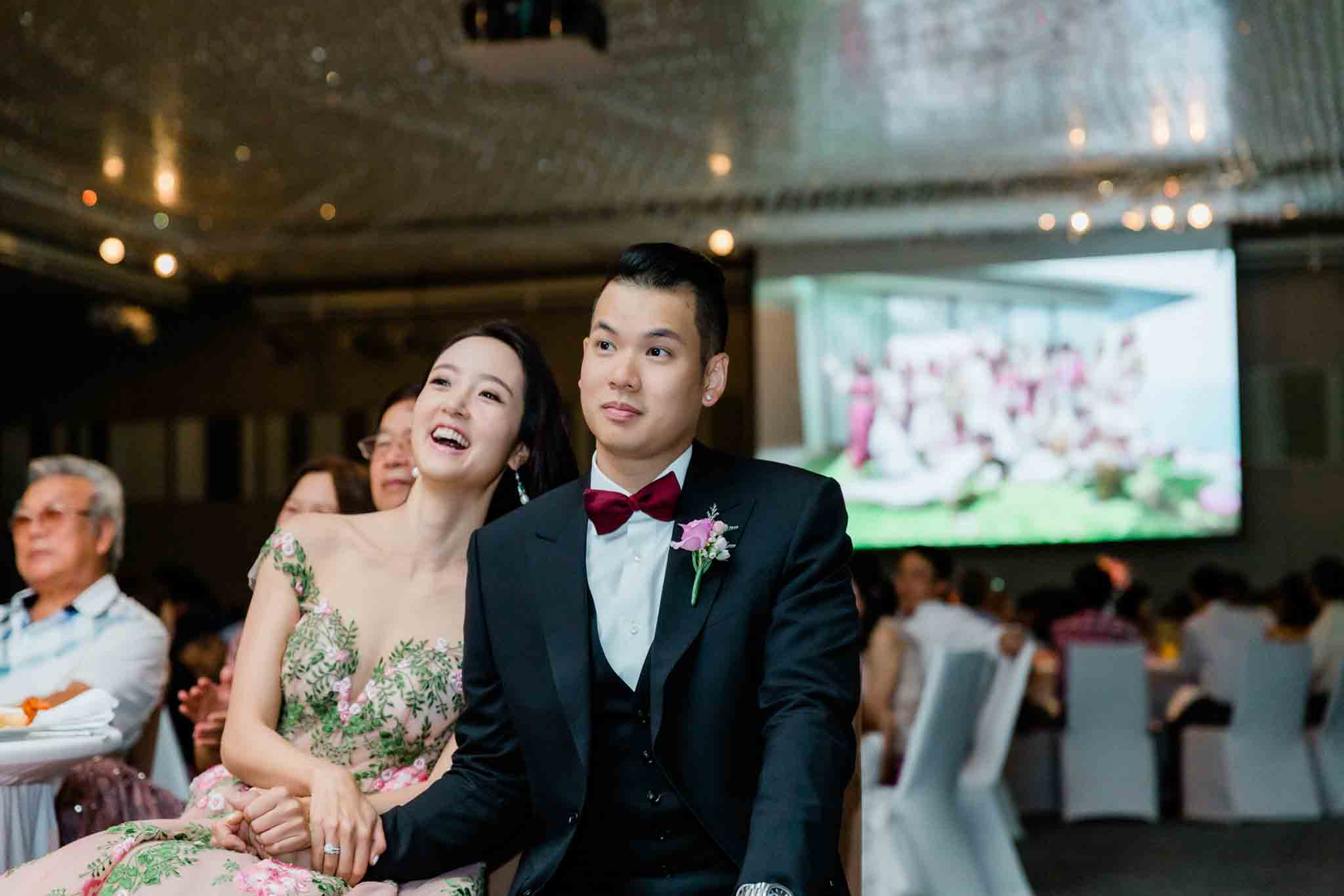AWN Founder Wedding Le Meridien Taipei 30