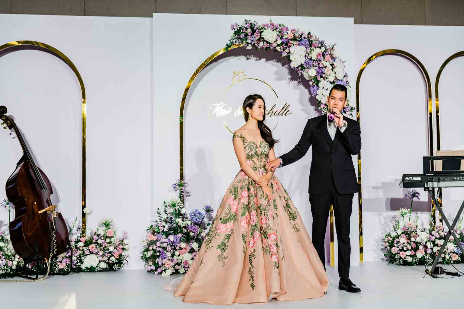 AWN Founder Wedding Le Meridien Taipei 32