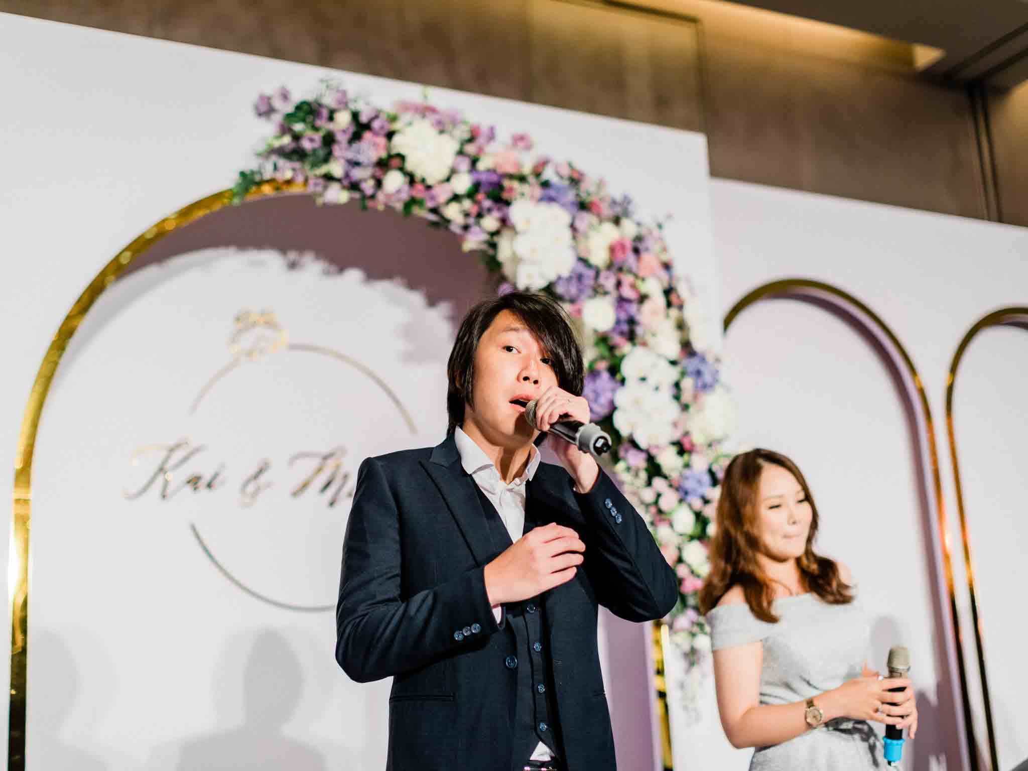 AWN Founder Wedding Le Meridien Taipei 33