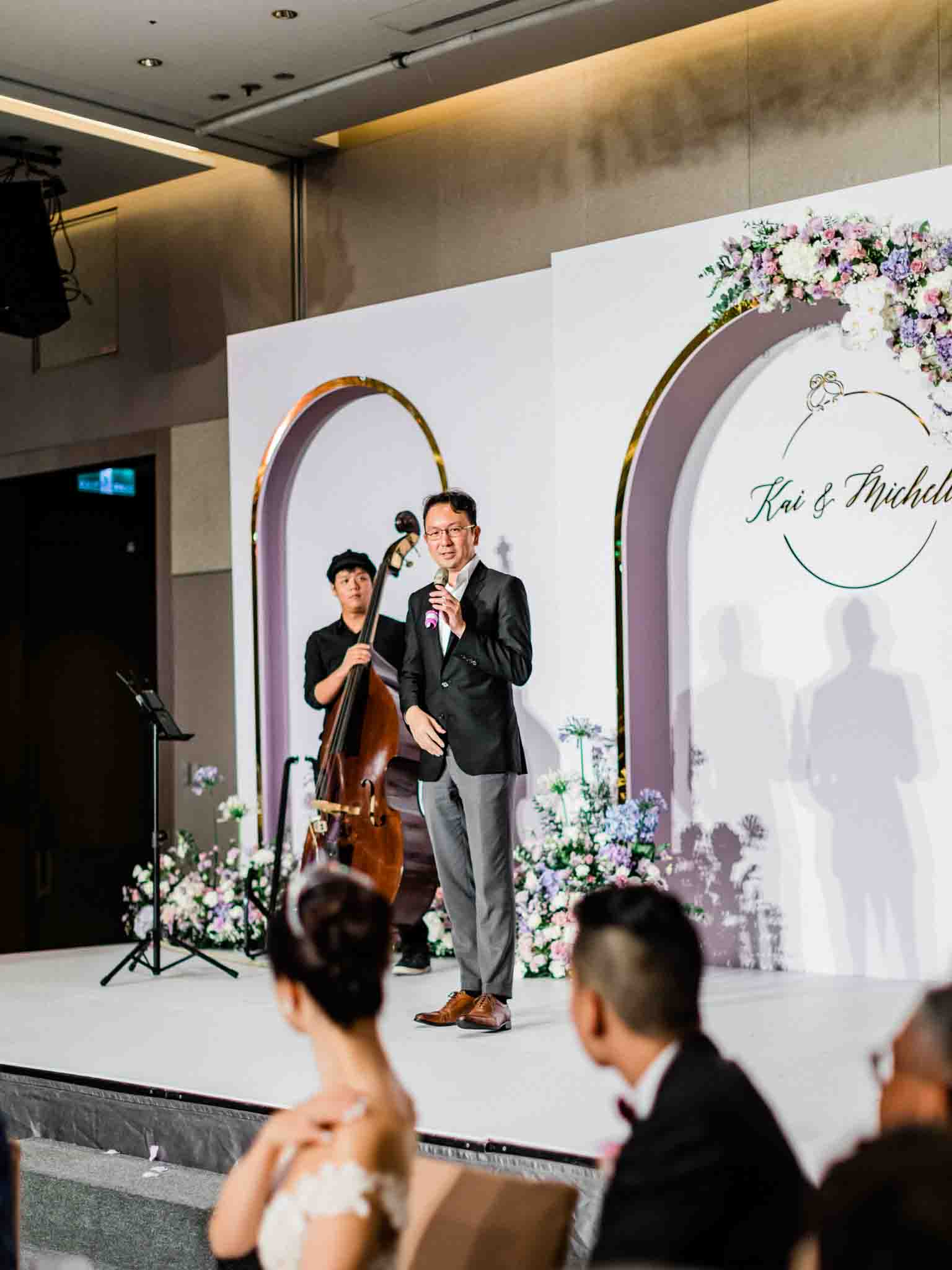 AWN Founder Wedding Le Meridien Taipei 35
