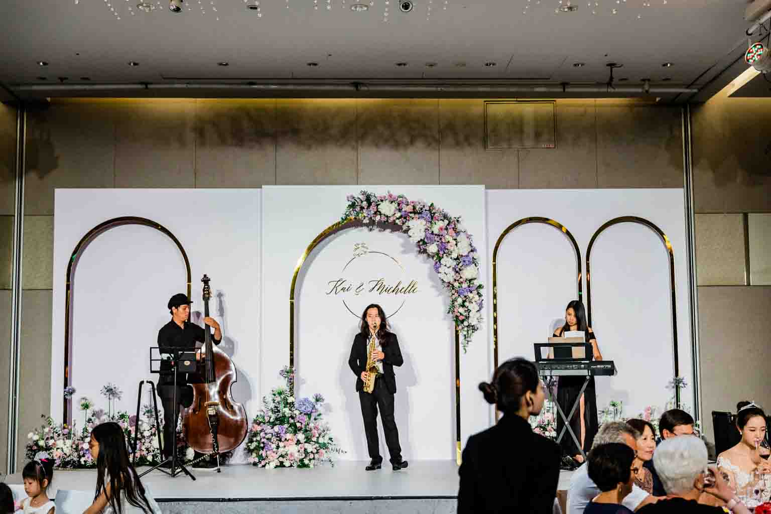 AWN Founder Wedding Le Meridien Taipei 36
