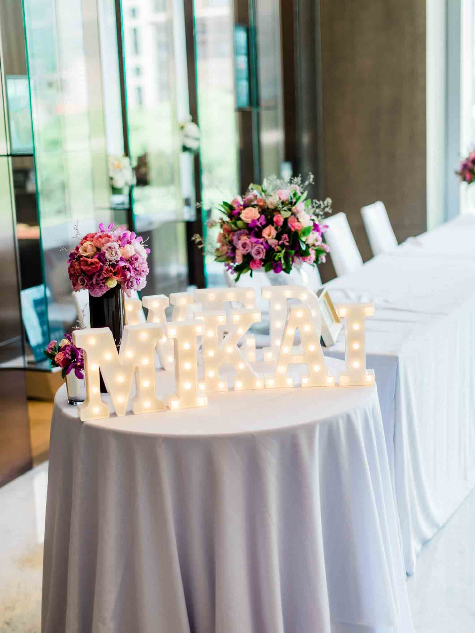 AWN Founder Wedding Le Meridien Taipei 49