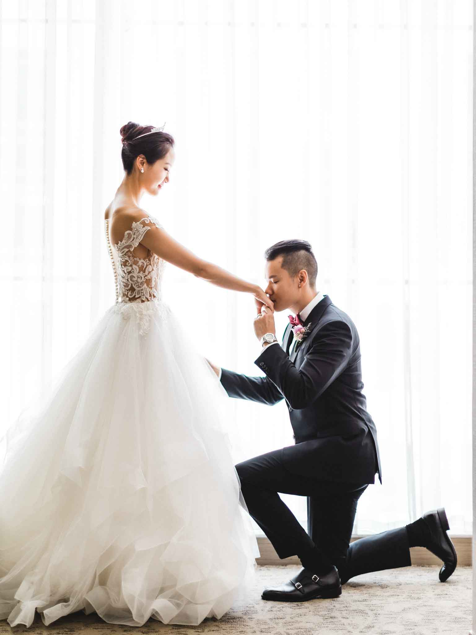 AWN Founder Wedding Le Meridien Taipei 52