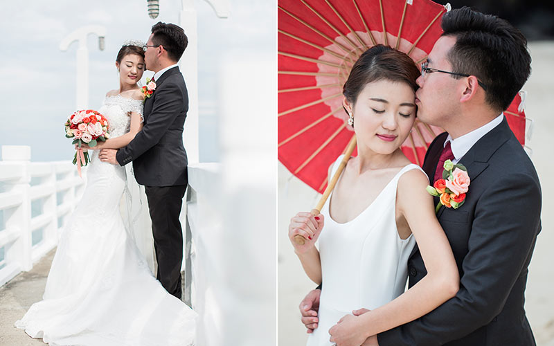 traditional modern chinese wedding phuket cape panwa 10