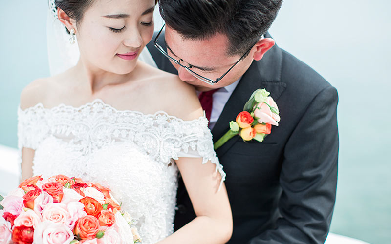 traditional modern chinese wedding phuket cape panwa 11