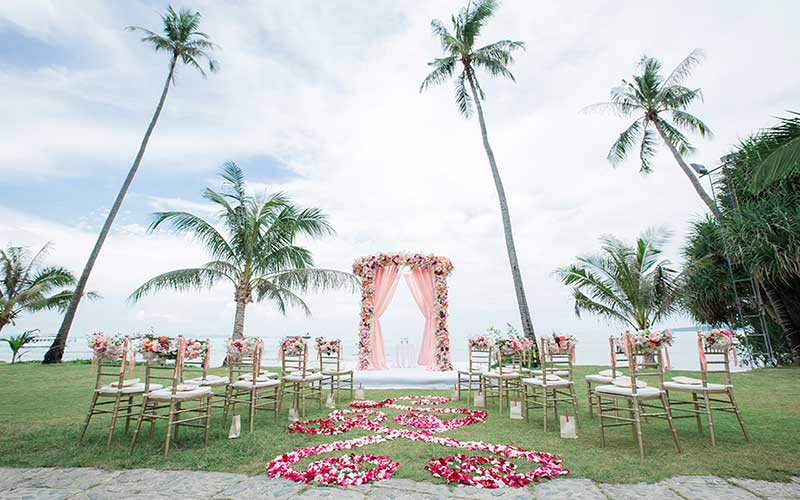 traditional modern chinese wedding phuket cape panwa 14