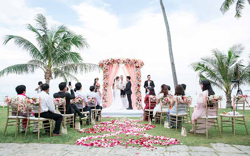 traditional modern chinese wedding phuket cape panwa 29