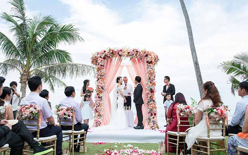 traditional modern chinese wedding phuket cape panwa 32