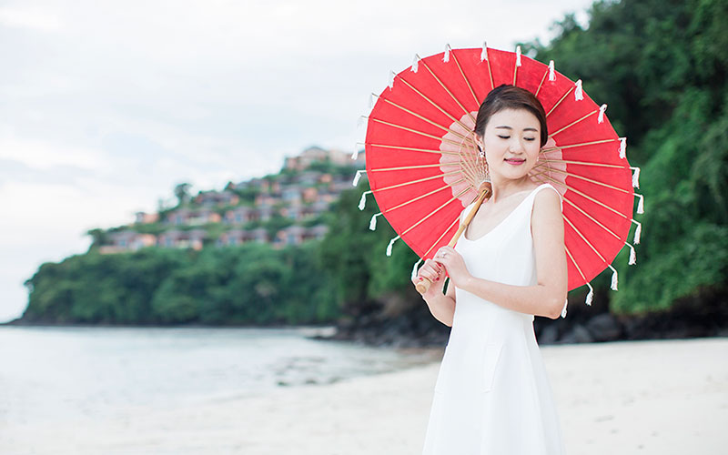 traditional modern chinese wedding phuket cape panwa 44