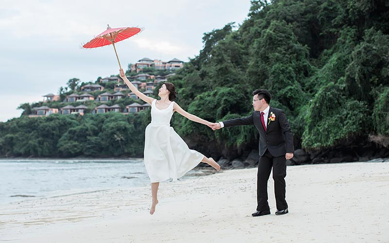 traditional modern chinese wedding phuket cape panwa 48