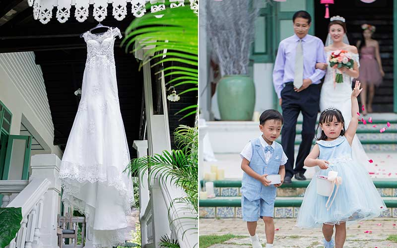 traditional modern chinese wedding phuket cape panwa 5