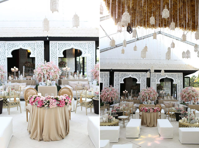Felicia Wedding Venue The Royal Santrian Villas Bali 2