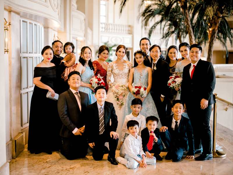 peninusla hotel manila wedding grand luxurious dinner reception philippines filipino 12