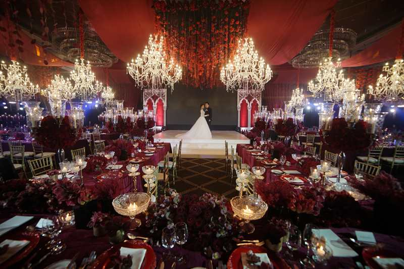 peninusla hotel manila wedding grand luxurious dinner reception philippines filipino 31