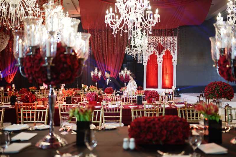 peninusla hotel manila wedding grand luxurious dinner reception philippines filipino 32