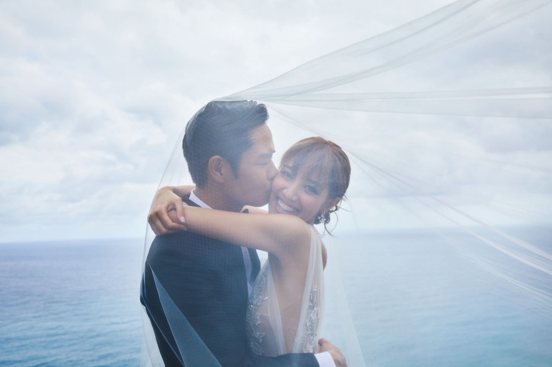 Grace Chan Kevin Cheng The Bvlgari Resort Bali Wedding Photography 1