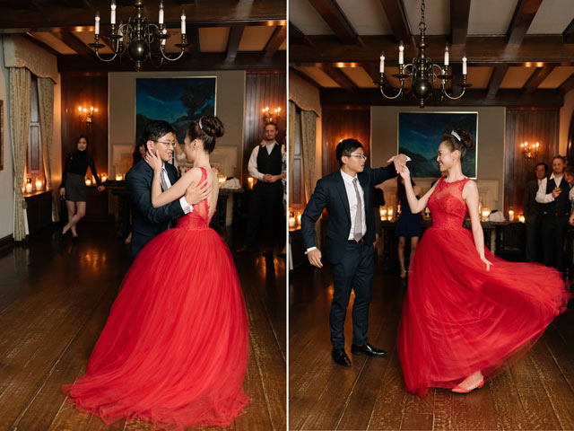 Grace Yulin Toronto Wedding Story First Dance