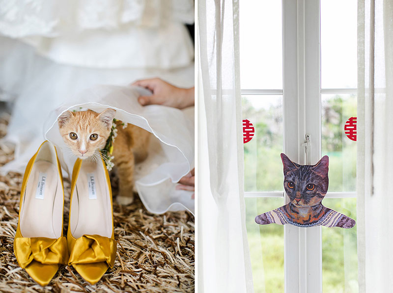 aleenta phuket wedding cat themed wedding boutique ilaire planner review 4